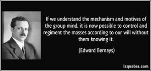 Bernays quote