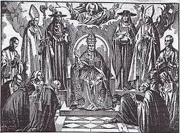 crkvena hijerarhija